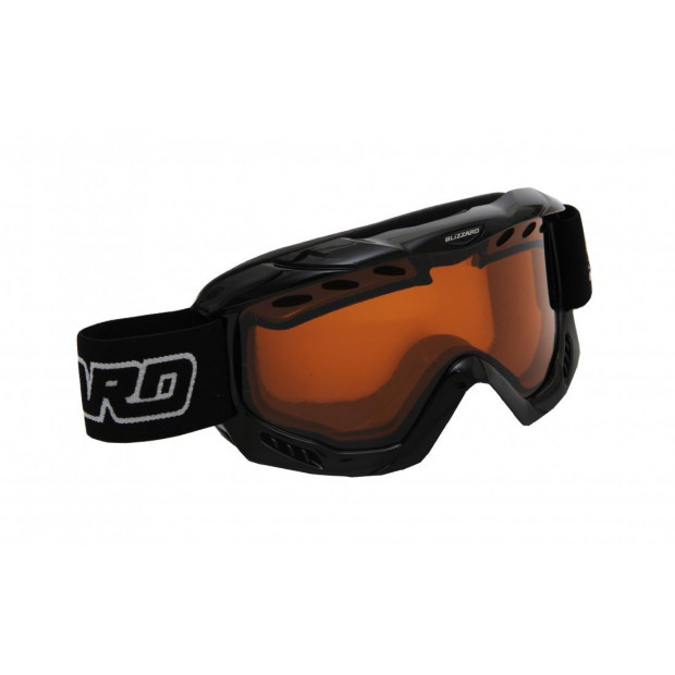 Lyžiarske okuliare Blizzard 911 DAV Unisex Black Shiny