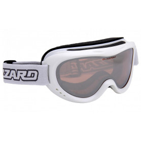 Lyžařské brýle Blizzard 907 MDAZO Junior/Ladies White Metalic