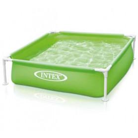 Skládací bazén Intex mini 122 x 122 x 30 cm