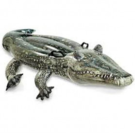 Nafukovací aligátor do bazénu Intex 170 x 86 cm
