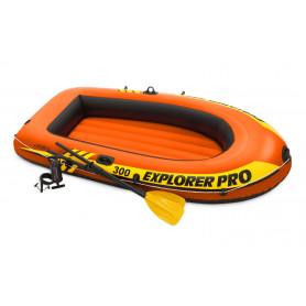 Člun nafukovací Intex Explorer Pro 300 set