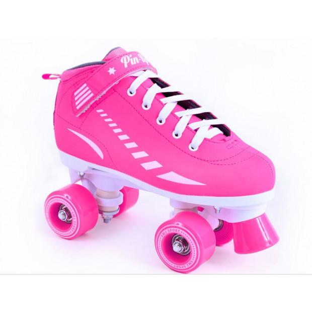 Kolieskové korčule quad SMK Sport Pin-Up
