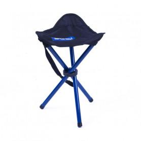 Rozkládací židle-trojnožka Spokey Pathook modrá