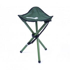 Rozkládací židle-trojnožka Spokey Pathook zelená