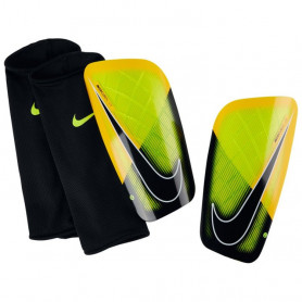 Fotbalové chrániče Nike Mercurial Lite Shin Yellow