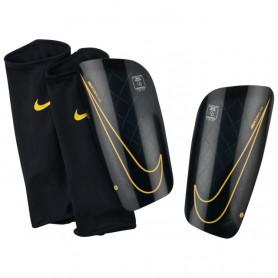 Fotbalové chrániče Nike Mercurial Lite Shin Black/Orange