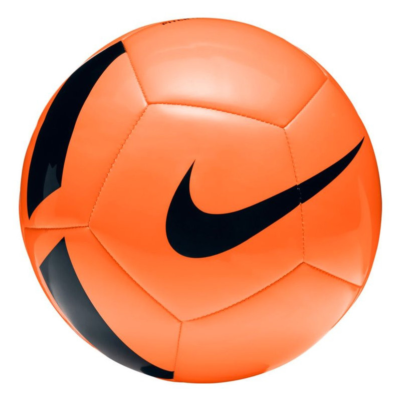 Fotbalový míč Nike Pitch Team Unisex Orange 5