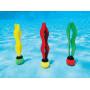 Míčky se stužkou pro potápění Intex
