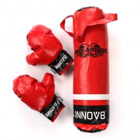 Dětský boxovací set Dynamite Puncher - pytel + rukavice
