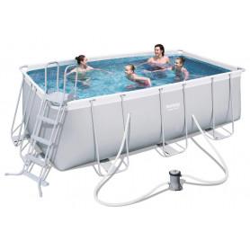 Nadzemní bazén Bestway Frame Pool 412 x 201 x 122 cm s filtrací
