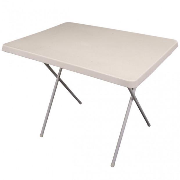 Kempingový stolík Sedco 80 x 60 cm