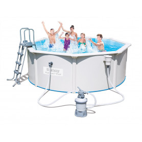 Nadzemní bazén Bestway Hydrium 366 x 122 cm s filtrací