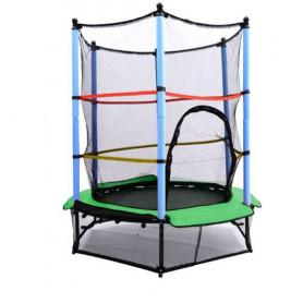 Dětská skákací trampolína Sedco 137 cm s ochrannou sítí