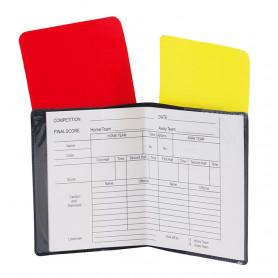 Oficiální karty pro rozhodčího SMJ Sport VRC-220