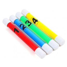 Tyčky pro potápění Vinex VPS-44 mix barev 4 kusy