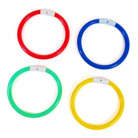 Kroužky pro potápění Vinex VDR-060S4 - 4 kusy