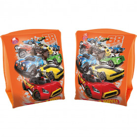 Nafukovací rukávky Bestway Hot Wheels 23 x 15 cm