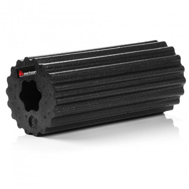 Penový masážne valec Meteor Black Series Roller Core 32 x 14 cm