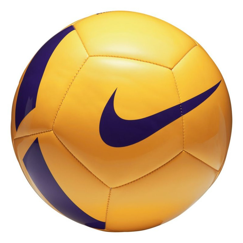 Fotbalový míč Nike Pitch Team Unisex Orange 5