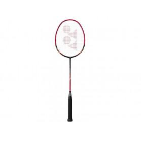 Badmintonová raketa Nanoray 10 F Black/Red