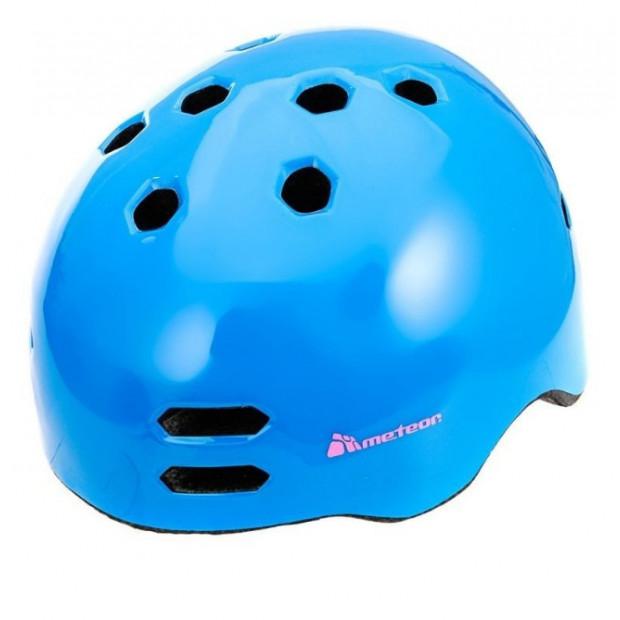 Cyklistická přilba Meteor MTV18 Dark Blue