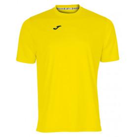 Pánské tričko Joma Combi Yellow S/S