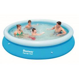 Nafukovací bazén Bestway Fast Set 366 x 76 cm