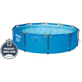 Nadzemní bazén Bestway Set 305 x 76 cm s konstrukcí