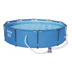 Nadzemní bazén Bestway Set 305 x 76 cm s kartušovou filtrací