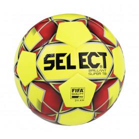 Fotbalový míč Select FB Brillant Super TB White/Blue
