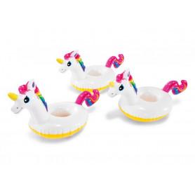 Sada nafukovacích držáků na pití do bazénu Intex 3 ks