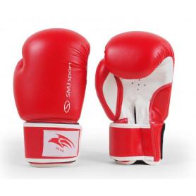 Boxerské rukavice Axer Sport black 10 oz