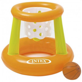 Nafukovací hra do bazénu Intex Basketball