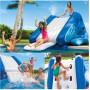 Nafukovací skluzavka k bazénu Intex 333 x 206 x 117 cm