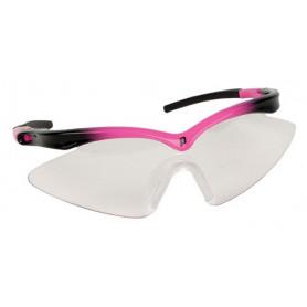 Squashové brýle Prince Scopa Slim Pink/Black
