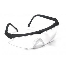 Squashové brýle Prince Rage Black