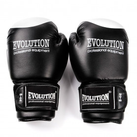 Boxerské rukavice Evolution Professional RB21 10 oz Black