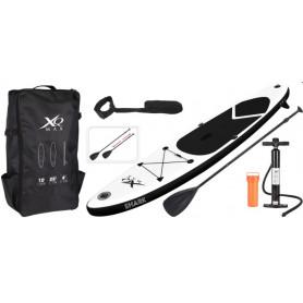 Paddleboard XQ Max Black Shark Set 305 cm