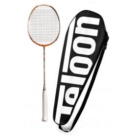 Badmintonová raketa TELOON Blast TL500 Orange 89g 22Lbs