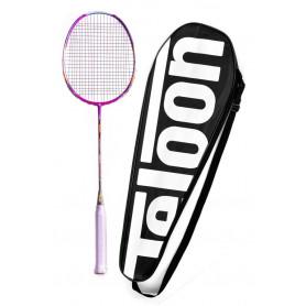 Badmintonová raketa TELOON Blast TL500 Rose 89g 22Lbs