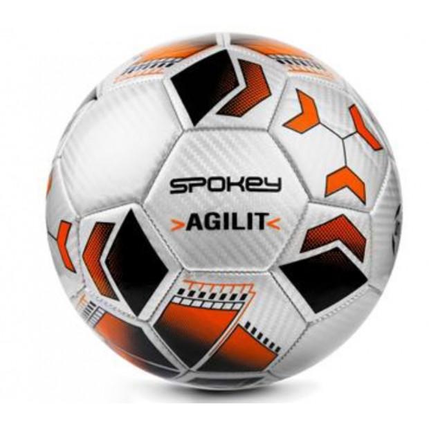 Fotbalový míč Spokey Agilit Orange 5
