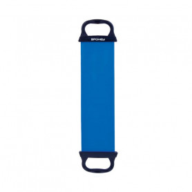 Posilovací guma s úchyty Spokey Grip Rubber Blue