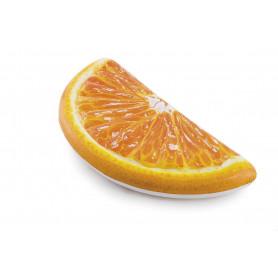 Nafukovací lehátko Intex Orange 191 x 76 cm