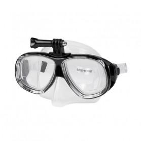 Potápěčská maska s úchytem na kameru Spokey Tamuk Black