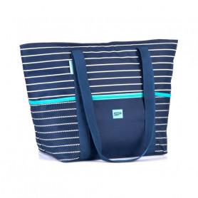 Plážová termo taška Spokey Levante Blue