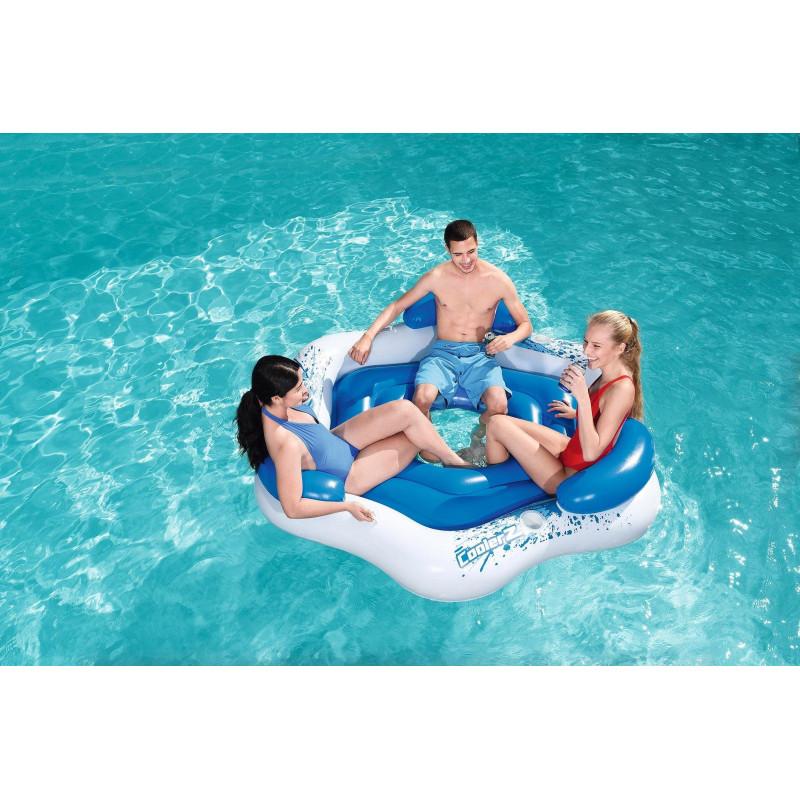 Nafukovací relaxační ostrov Bestway Island Cooler-Z
