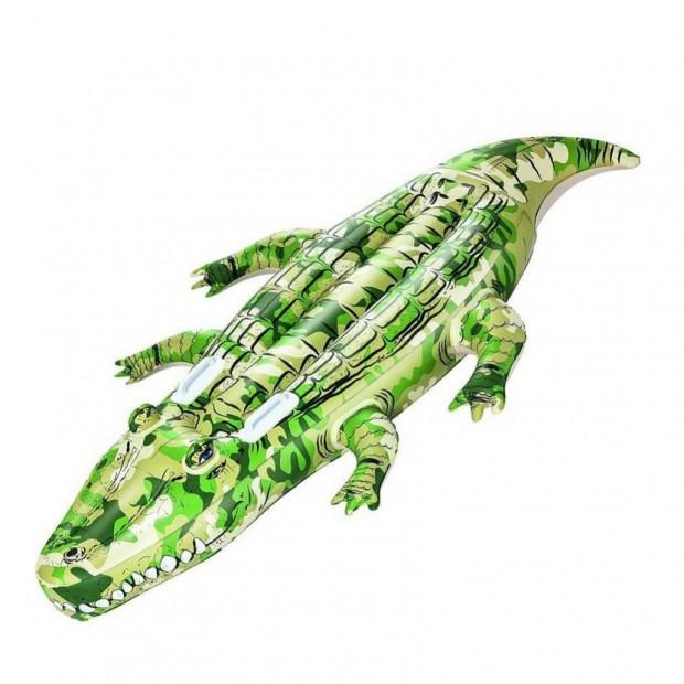 Nafukovací krokodíl Bestway 175 x 102 cm