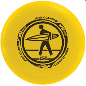 Frisbee Wham-O Pro Classic Yellow 130 g