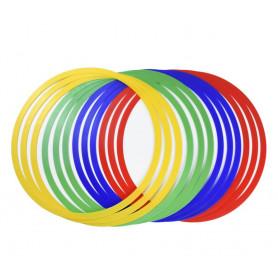 Tréninkové kruhy SMJ Sport AGR-195S12 45 cm