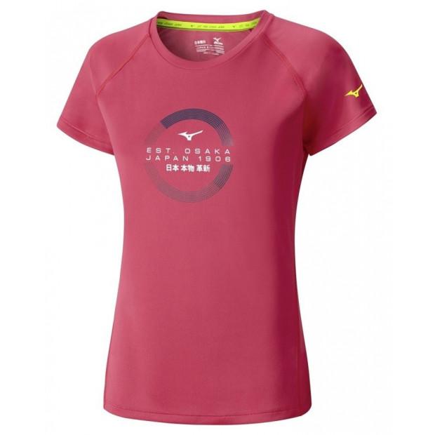 Dámské sportovní tričko Mizuno Transform Tee J2GA621364
